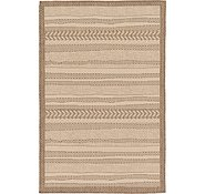 Link to Unique Loom 3' 3 x 5' Outdoor Border Rug