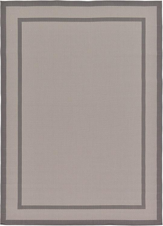 Gray  7' x 10' Outdoor Border