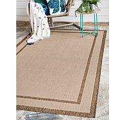 Link to 160cm x 245cm Outdoor Border Rug