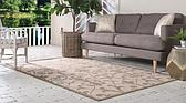6' x 9' Outdoor Botanical Rug thumbnail image 2