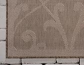 6' x 9' Outdoor Botanical Rug thumbnail image 8