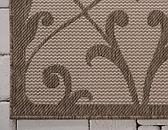 2' 2 x 6' Outdoor Botanical Runner Rug thumbnail