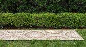 2' 2 x 6' Outdoor Botanical Runner Rug thumbnail