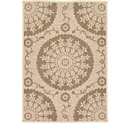 Link to 65cm x 90cm Outdoor Botanical Rug