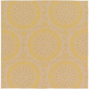 Link to 6' x 6' Outdoor Square Rug page