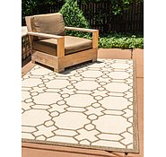Link to 160cm x 245cm Outdoor Trellis Rug
