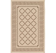 Link to Unique Loom 3' 3 x 5' Outdoor Trellis Rug