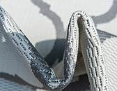 6' x 9' Outdoor Trellis Rug thumbnail