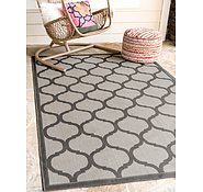 Link to Unique Loom 7' x 10' Outdoor Trellis Rug