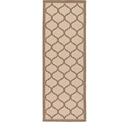 Link to 65cm x 183cm Outdoor Trellis Runner Rug