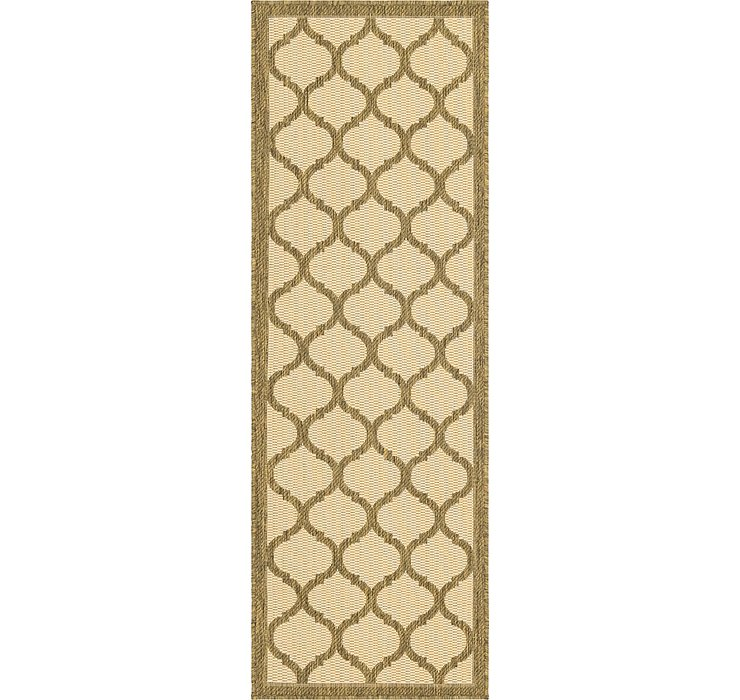 65cm x 183cm Outdoor Trellis Runner ...