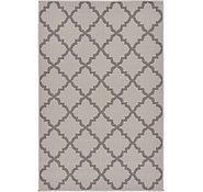 Link to 3' 3 x 5' Outdoor Trellis Rug