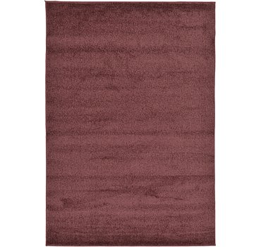 160x231 Solid Basic Rug