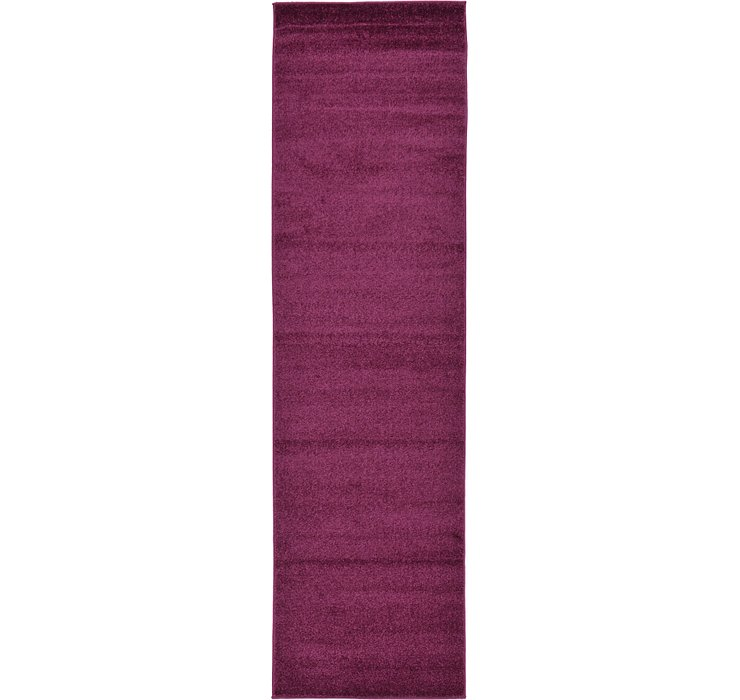 2' 7 x 9' 10 Solid Basic Runner Rug