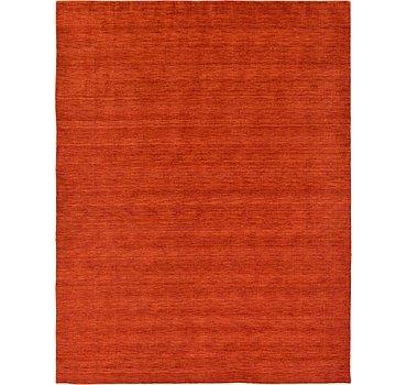 300x396 Solid Gabbeh Rug