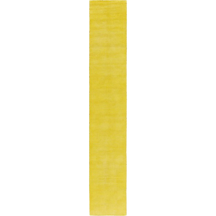 2' 7 x 16' 5 Solid Gava Runner Rug