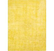 Link to 9' 7 x 12' 10 Solid Gabbeh Rug