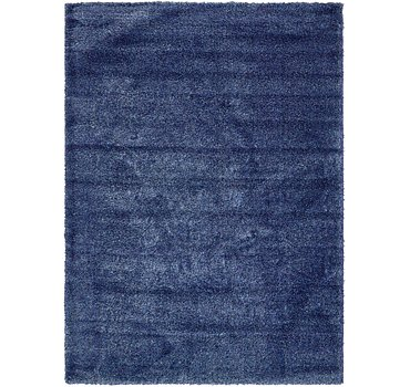 244x345 Luxe Solid Shag Rug
