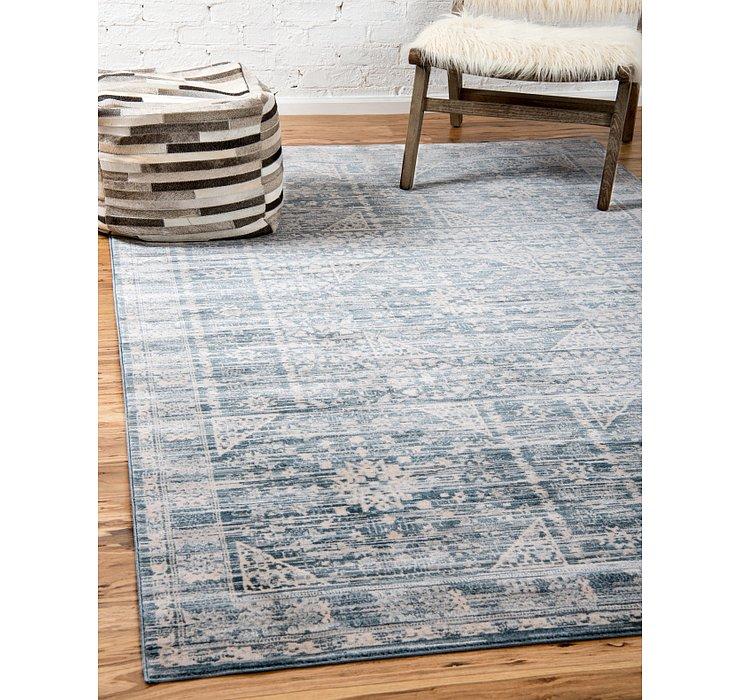 Unique Loom 12' 2 x 16' Paris Rug