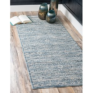 Unique Loom 2' 7 x 6' Paris Runner Rug