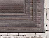 Unique Loom 7' x 10' Outdoor Border Rug thumbnail image 9