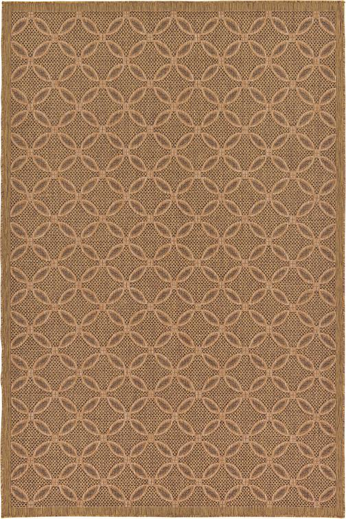 Light Brown 7 39 X 10 39 Outdoor Rug Area Rugs IRugs UK