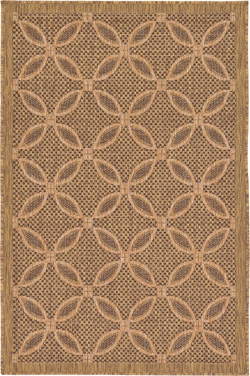 Light Brown 3 39 3 X 5 39 Outdoor Rug Area Rugs IRugs UK