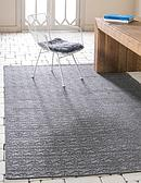 Unique Loom 6' x 9' Outdoor Modern Rug thumbnail image 1