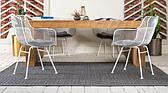 Unique Loom 6' x 9' Outdoor Modern Rug thumbnail image 3