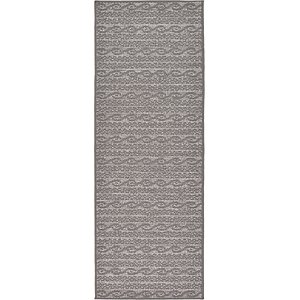 Unique Loom 2' 2 x 6' Outdoor Modern Runner Rug