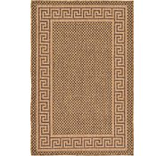 Link to 3' 3 x 5' Outdoor Border Rug