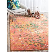 Link to Unique Loom 3' 3 x 5' 3 Barcelona Rug