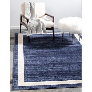 Unique Loom 9' x 12' Del Mar Rug