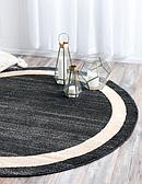 6' x 6' Angelica Round Rug thumbnail