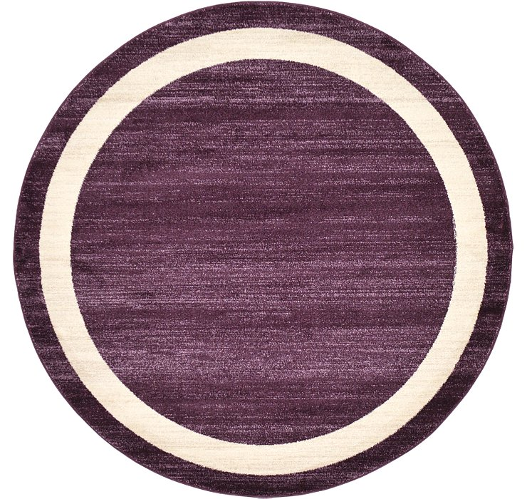 6' x 6' Angelica Round Rug