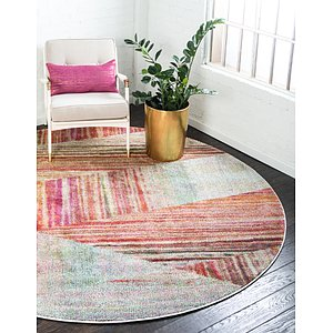 Link to 183cm x 183cm Florence Round Rug page