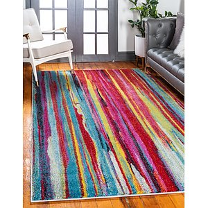 Link to 5' x 8' Florence Rug page