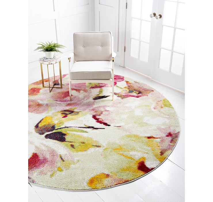 6' x 6' Florence Round Rug