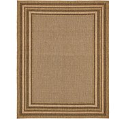 Link to 275cm x 365cm Outdoor Border Rug