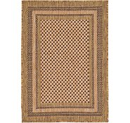 Link to 2' 2 x 3' Outdoor Border Rug