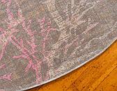 6' x 6' Aria Round Rug thumbnail image 4