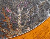 6' x 6' Aria Round Rug thumbnail image 5