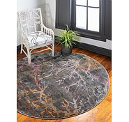 Link to 8' x 8' Aria Round Rug