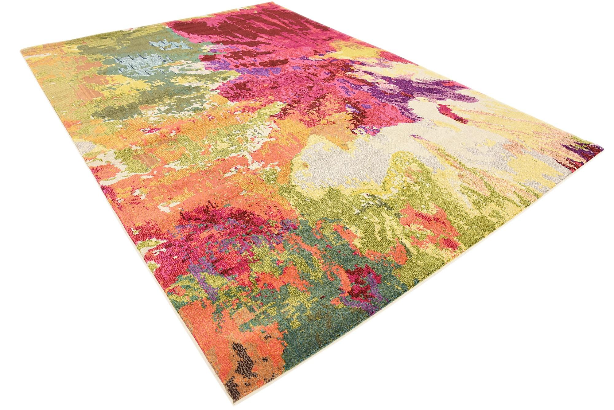 Floor carpet home decor rug floral area rugs modern over for Home decorators jules rug