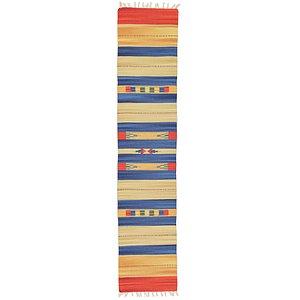 Unique Loom 2' x 9' 2 Karadagh Runner Rug