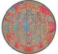 Link to 8' x 8' Palazzo Round Rug