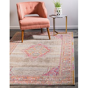 Unique Loom 7' x 10' Medici Rug
