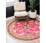 Link to Unique Loom 3' 3 x 3' 3 Sedona Round Rug