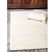 Link to 3' 3 x 5' 3 Solid Shag Rug