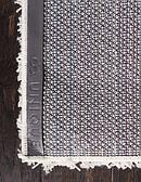 2' 6 x 19' 8 Solid Shag Runner Rug thumbnail image 9